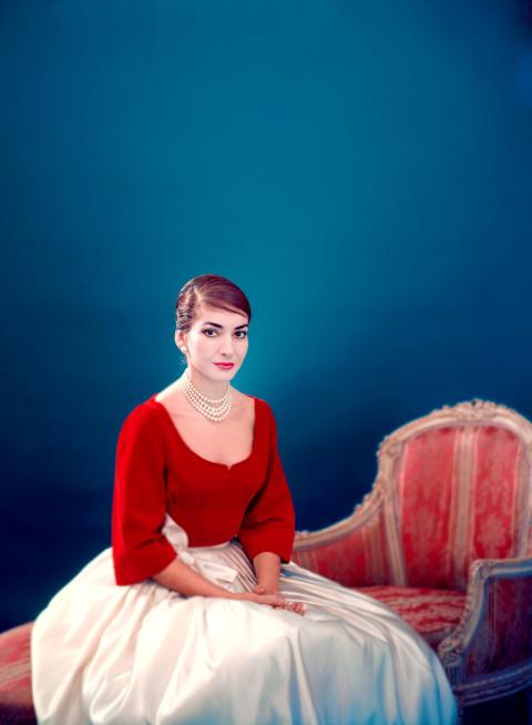 MARIA BY CALAS - Dokumentarfilm om den verdensberømte sopran.