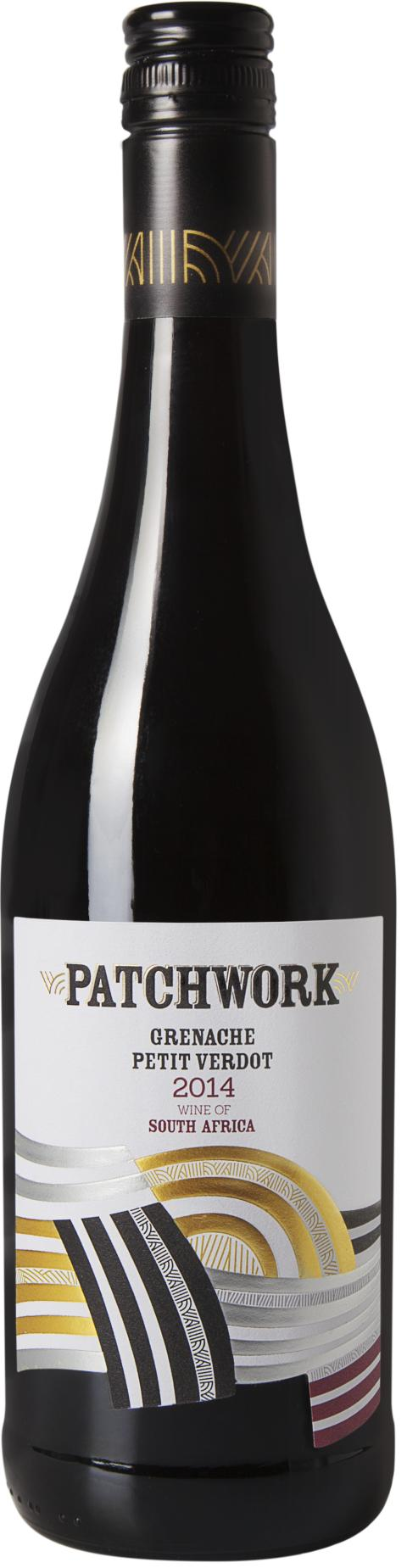 Klassisk europeisk druva i sydafrikanska vinet från Patchwork  – Patchwork Grenache Petit Verdot låter udda druvor spela huvudrollen