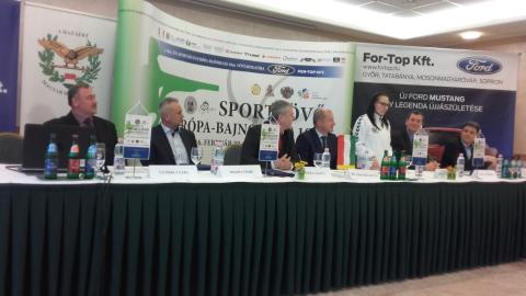 A Ford For-Top márkakereskedés a győri Sportlövő Európa-bajnokság főtámogatója