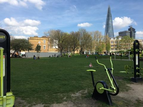 National Park City: Let's make London greener, healthier and wilder