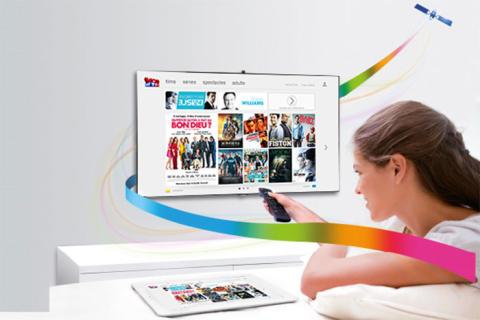 MYTF1VOD arrive sur le nouveau portail de TV interactive FRANSAT CONNECT