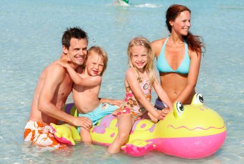 Vinn en resa till Mallorca för hela familjen – bli Sembos nya fotomodeller