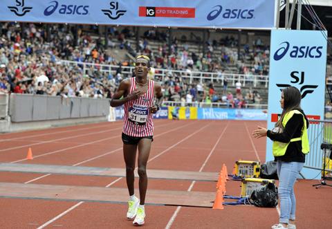 10 frågor till Musse inför ASICS Stockholm Marathon