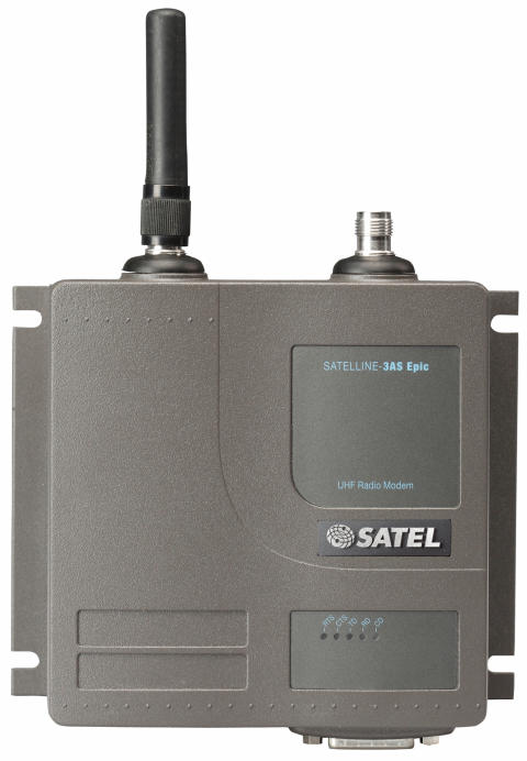 SATELLINE®-3AS Epic radiomodem från SATEL
