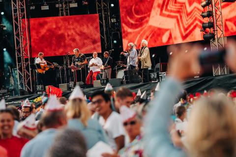 Malmöfestivalen Kräftskivan 2018