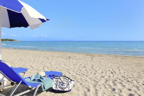 Zakynthos - strand