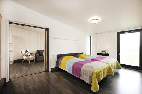Musholm soveværelse