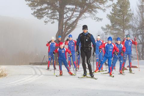 Den 13 oktober startar längdskidsäsongen i Bruksvallarna