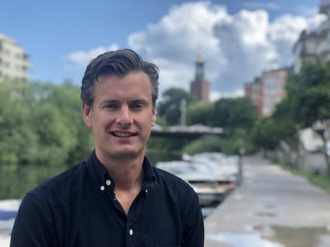 Anders Hagenbjörk tar över som Head of Business Optimization på Ateles