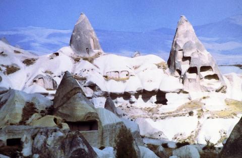 Inbjudan till pressresa i Kappadokien – Den underjordiska staden i Turkiet