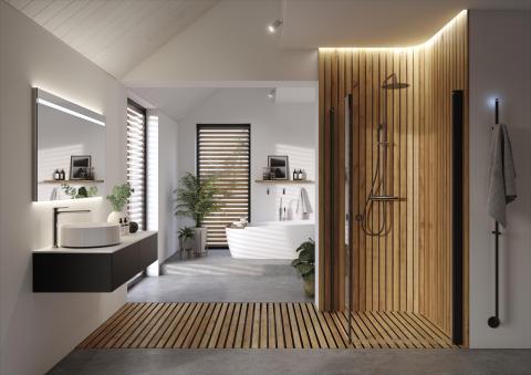 INR Black Edition - det sinnliga badrummet