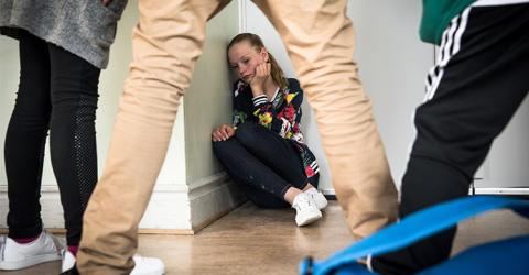 Ny artikel beskriver HVB-placerade ungas förhållande till mobbning