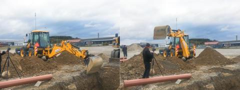 Ny materielgård & beredskabscenter i Haverslev