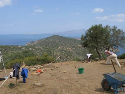 Nya rön om antikens Grekland