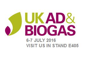 UK AD & Biogas Exhibition