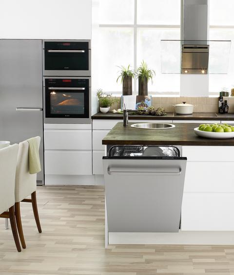 Elegant og stilfuldt Sense køkken