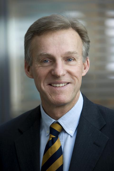 Stephan Woodbridge, Regionchef, Veidekke Bygg Väst