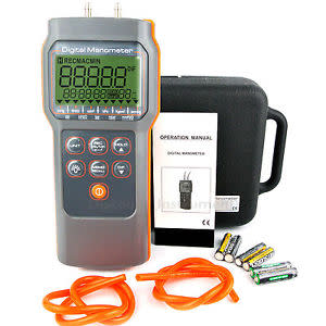QYResearch: Electronic Manometer Industry Research Report