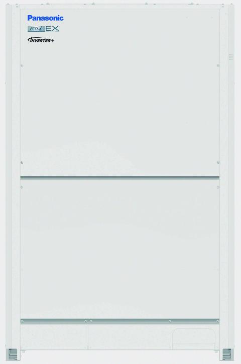 Panasonic ECOi EX MF3: Effiziente Klimatisierung mit intelligenter Wärmerückgewinnung