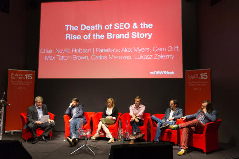 #FC15 | The Death of SEO & the Rise of the Brand Story