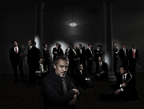 Eric Gadd & Bohuslän Big Band på turné