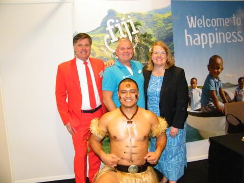 Succé för Visit Pacific i Malmö som lockade nyfiken publik