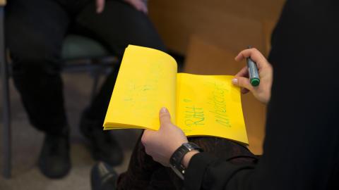 Ny grupp ger entreprenörer mer inflytande
