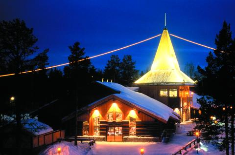 Santa Claus Village, Rovaniemi, Lapland
