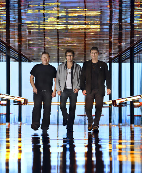 Trio X - Carte Blanche med hemliga gäster