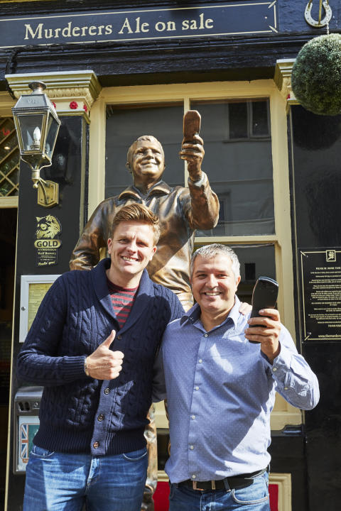 BT Sport celebrates sporting pub landlord