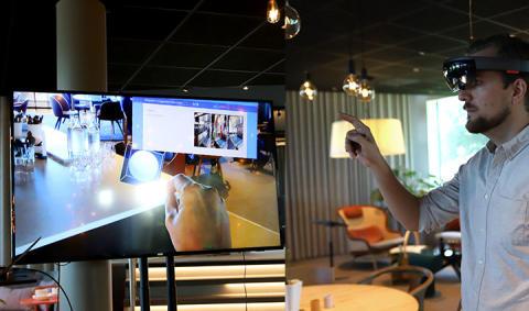 AR kortar startsträckan för nya medarbetare på bryggeri