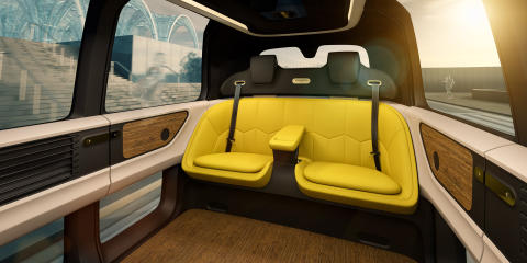 Selvkørende og selvsikker - Volkswagens Sedric