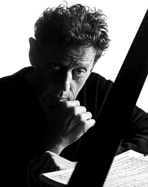 Philip Glass - konsert 23 maj 19.00