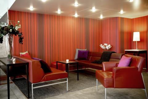 Scandic Continental lobby