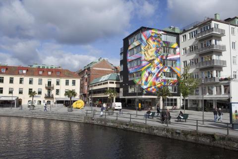 BORÅS – nominerad till Årets Stadskärna 2016