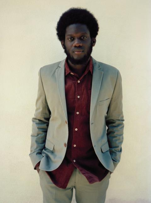 Michael Kiwanuka på Kägelbanan. Finns nu tillgänglig för intervjuer.