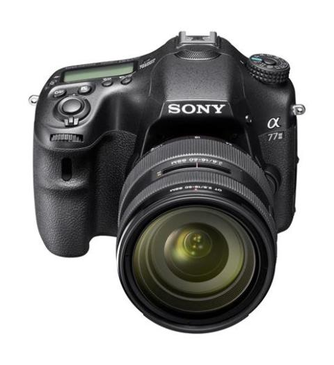 A77 II wSAL1650 front top