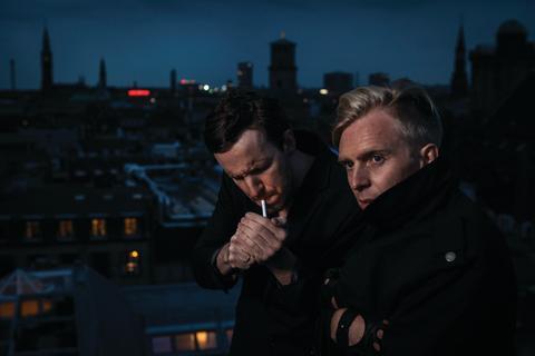 Pressebillede: Helsinki Poetry / 13. april i Lille VEGA