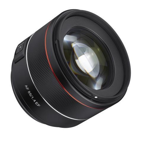 Samyang 85 mm 1,4 Canon EF (1)