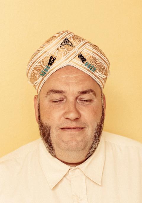 Master Fatman inviterer på Astral Rejse på Kulturværftet