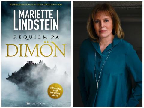 Nu kommer Mariette Lindsteins efterlängtade, fristående fortsättning på hyllade Dimön-trilogin