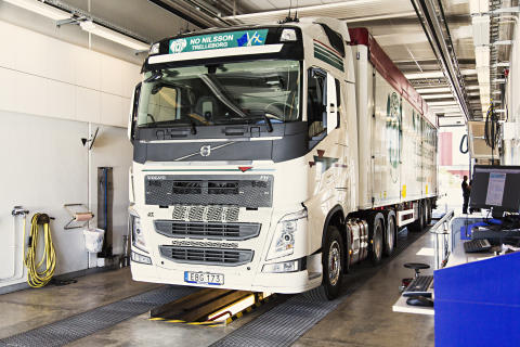 Besikta Bilprovning inleder samarbete med Fordonskontroll