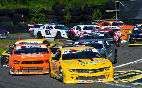 V8 Thunder Cars SM-kalender 2016