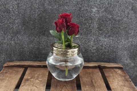 Vas för snittblommor