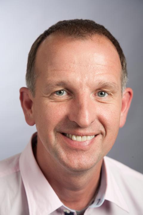 Speaker - Richard Firminger