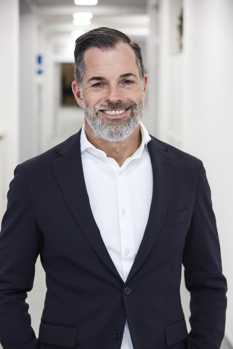 Frank Feist, Vorstand von ROLAND Schutzbrief