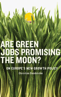 """New book from Timbro: """"The green jobs hypothesis does not even work in theory"""""""