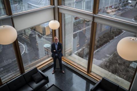 Rektor Peter Tornquist 2017 (1)