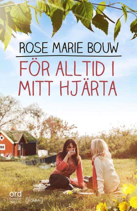 Förlagsnytt - nu kommer romanen För alltid i mitt hjärta