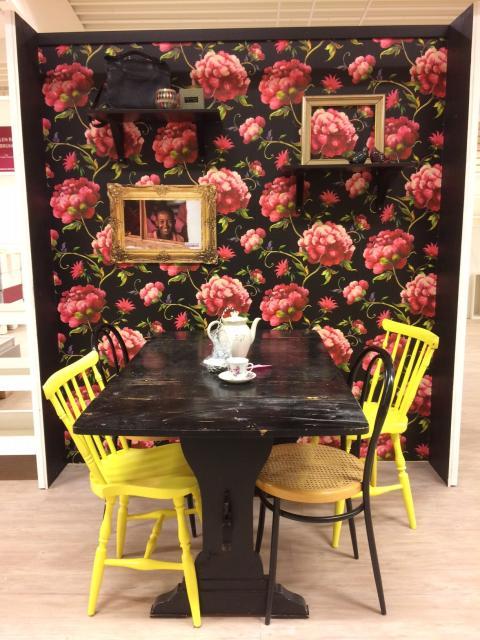 Kaféet i Borlänge-butiken